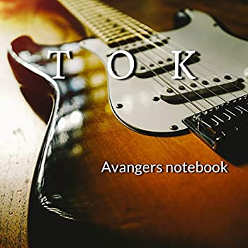 Avangers Notebook