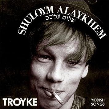 Shuloym Alaykhem (20 Yiddish Songs)