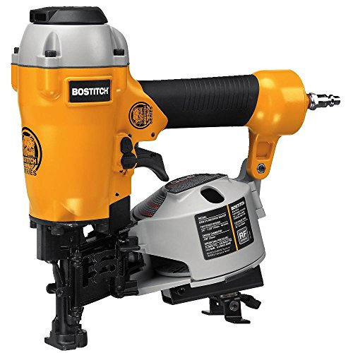 BOSTITCH U/BRN175 Bulldog 15Degree Coil Roofing Nailer (Certified Refurbished)