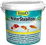 Tetra Pond WaterStabiliser 1.2 kg, Stabilizza I Parametri Importanti dell'Acqua nei Laghetti da Giardino in Modo Veloce ed Efficace