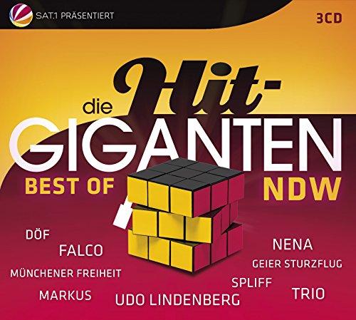 Die Hit Giganten Best of Ndw