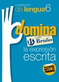 Cuadernos Domina Lengua 6 Expresión escrita 2 (Castellano - Material Complementario - Cuadernos De Lengua Primaria) - 9788421669075