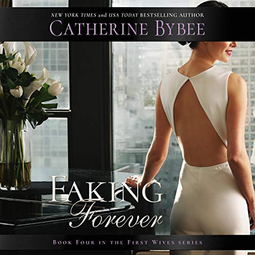 Faking Forever audiobook cover art