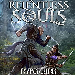 Relentless Souls audiobook cover art