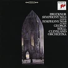 Bruckner: Symphonies 3 and 8