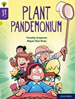 Oxford Reading Tree Word Sparks: Level 11: Plant Pandemonium