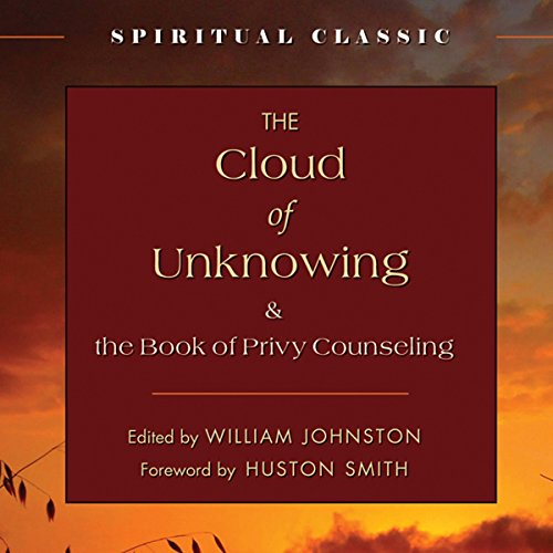 The Cloud of Unknowing audiobook cover art