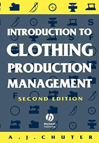 Introduction to Clothing Production Management