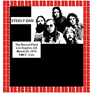 At The Record Plant, Los Angeles, Ca., March 20th, 1974 (Hd Remastered Edition)