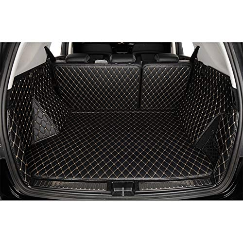 para Audi Avant A7 Sportback 4KA 4GA 4GF A8 4N2 4N8, Alfombrillas de Maletero Caro Caro Accesorios Custom Boot Mate