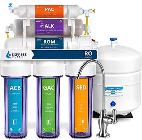 Express Water Reverse Osmosis Alkaline...