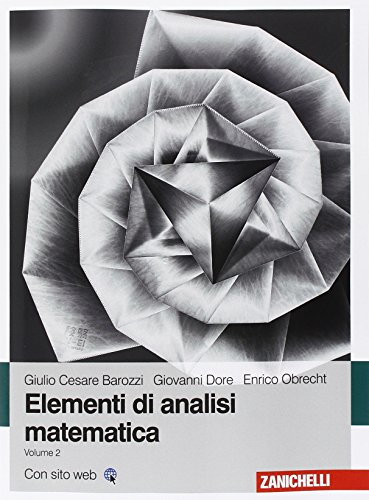 Elementi di analisi matematica (Vol. 2)