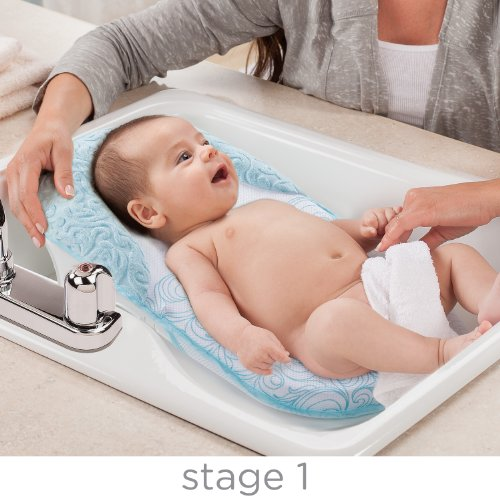 Summer Infant 18866 Lil' Luxuries Whirlpool, Sprudelbad und Dusche, mehrfarbig - 3