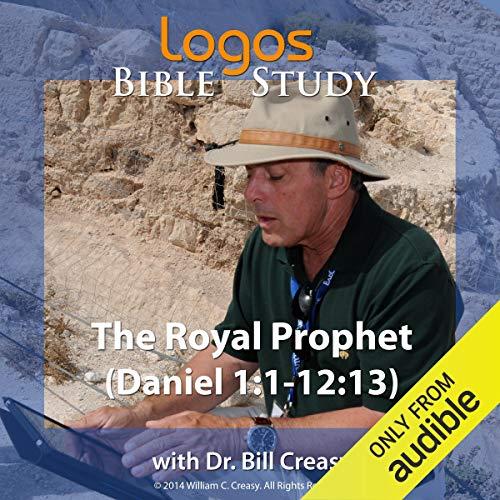 The Royal Prophet (Daniel 1: 1-12: 13) audiobook cover art
