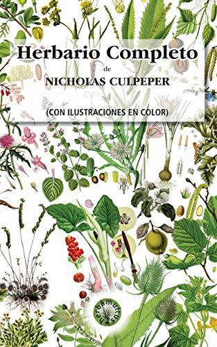 Herbario Completo (Spanish Edition)