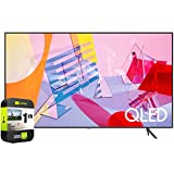 SAMSUNG QN43Q60TAFXZA 43 inch Class Q60T QLED 4K UHD HDR Smart TV 2020 Bundle with 1 Year Extended...