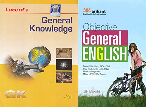 COMBO PACK OF LUCENT'S GENERAL KNOWLEDGE AND OBJECTIVE GK
