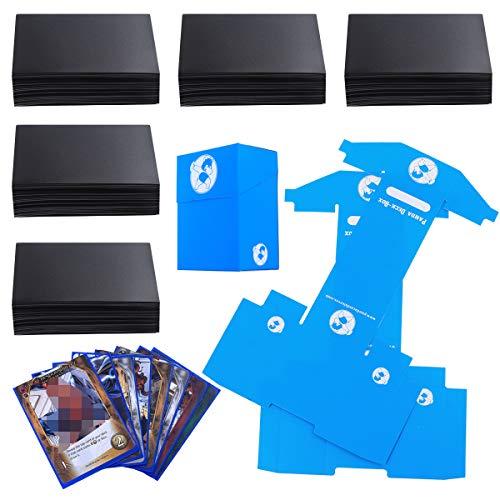 DeELF 500 ct TCG MTG Card Sleeves Bulk Deck Protector Standard Card...