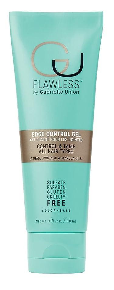 Flawless by Gabrielle Union Edge Control Gel, 4 Ounce
