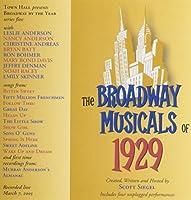 Broadway Musicals of 1929