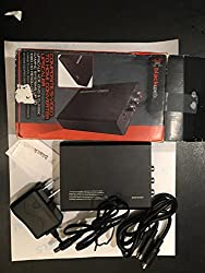 commercial BlackwebBWA17AV014 Composite / S-Video to HDMI Upconverter blackweb video converter