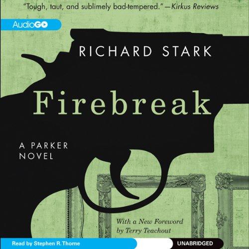 Firebreak cover art