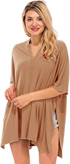 Best v neck band sleeve shell Reviews