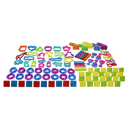 Play-Doh Assorted Tools Schoolpack (Pack of 100)