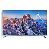 Film de protection pour écran TV 32-75 pouces anti-lumière bleue, anti-reflet/anti UV pour Sharp,...