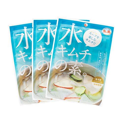 [ファーチェ] 水キムチの素/韓国料理 キムチ 30g×2袋×3