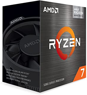 AMD Ryzen 7 5700G with Wraith Stealth cooler 3.8GHz 8コア / 16スレッド 72MB 65W【国内正規代理店品】100-100000263BOX