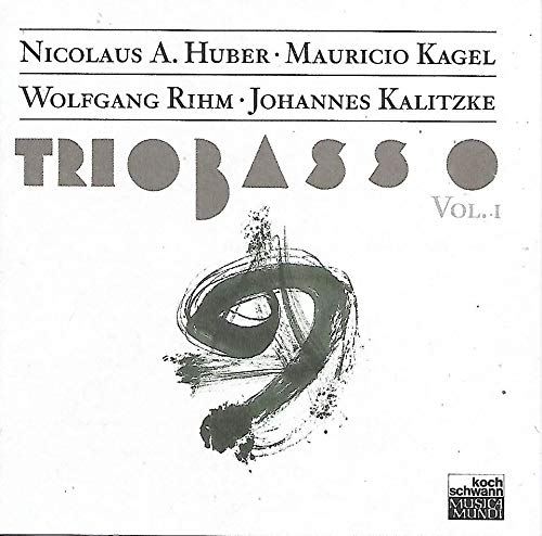 Trio Basso Vol. 1