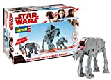 Revell Star Wars Episodio VIII Build & Play Rojo ala-A Fighter, con Luces y Sonidos (6761) (06761), Color 06761-heavy Assault Walker, with Lights & Sounds, 1:164 Scale (Revell06761)