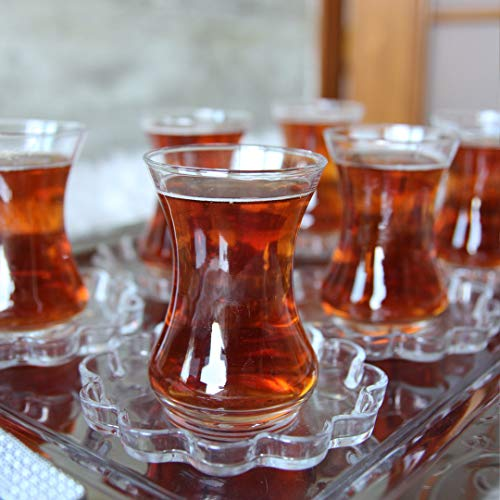Pasabahce vasos de té (Melis)