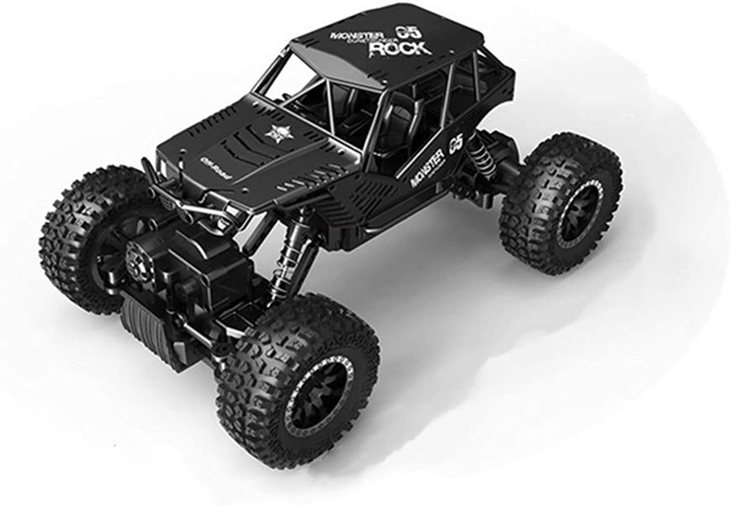 Tang Queen TQ Remote Control Car Road Vehicle Racing Car Toys for Boy All Adults and Kids 4 WD Rally RC Car(Black)