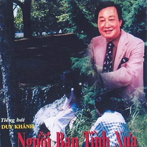 Tiếng hát Duy Khánh - Người bạn tình xưa (Cali Music CD 005)