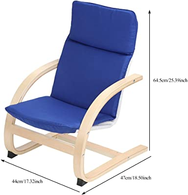 Swell Ikea Poang Children Kids Armchair Amazon Co Uk Kitchen Home Andrewgaddart Wooden Chair Designs For Living Room Andrewgaddartcom