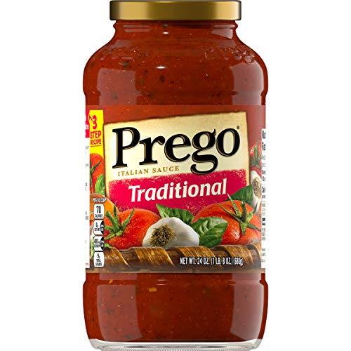Image of Prego Pasta Sauce,...: Bestviewsreviews
