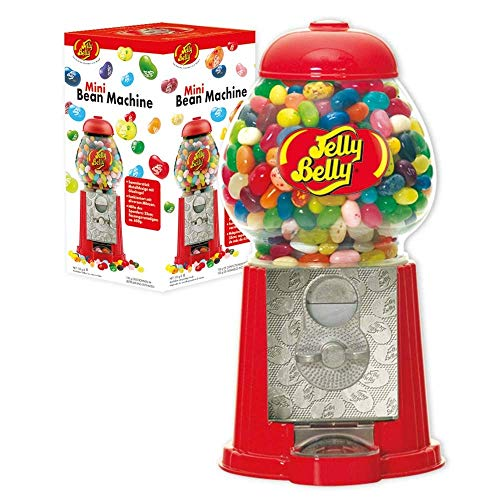 Jelly Belly Mini Bean Machine Jelly Bean Dispenser Includes 325oz of Jelly Belly Jelly Beans Multi