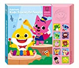 Pinkfong Children's Favorite Songs Sound Book Sky/Pink 8.7 x 7.8