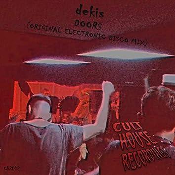 Doors (Original Electronic Disco Mix)