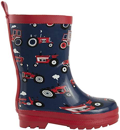 Eocom 6 Pairs Children's Winter Warm Wool Socks Kids Boys Girls Socks (8-12 Years, Cat)