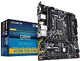 GIGABYTE H370M D3H GSM (LGA1151/Intel/Micro ATX/Hybrid Digital PWM Design/DDR4/USB 3.1 Gen 2 (USB3.1) Type C and Type A/M.2/Motherboard)