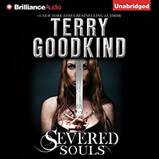 Severed Souls audiobook cover art