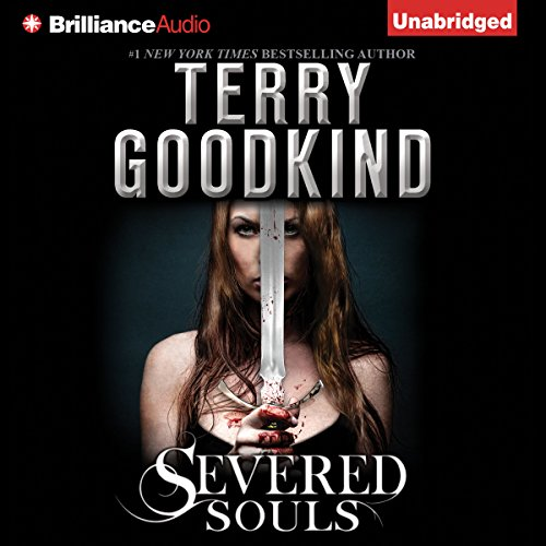 Severed Souls cover art