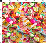 Süßigkeiten, Lutscher, Neon, Regenbogen, Gummibären,
