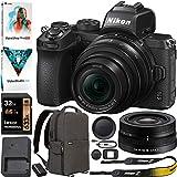 Nikon Z50 DX Mirrorless Camera Body w NIKKOR Z DX 16-50mm f/3.5-6.3 VR Lens (Renewed)...