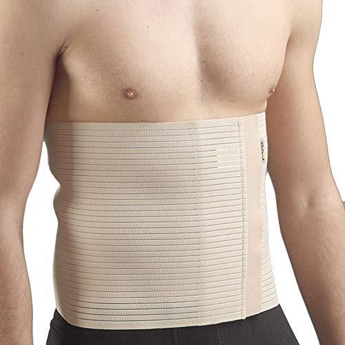 Faja Elástica moldeadora y de contencion Lumbar Elástica. Recuperación Post-parto, post liposuccion, post operatoria para Hombre y Mujer