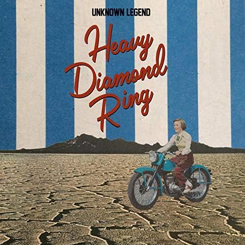 Heavy Diamond Ring