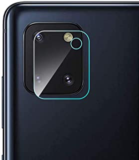 XINKOE Back Camera Lens Screen Protector for Samsung Galaxy Note 10 Lite, [3 Pack] Ultra-Thin 2.5D HD Camera Lens Tempered...